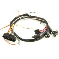 1967 Camaro Console Wiring Harness  Manual w/Console Gauges