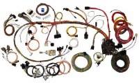 70 71 72 73 Camaro Classic Update Series Complete Wiring Kit
