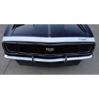 1967 Camaro Chrome Front Bumper OE Quality Original GM# 3886690