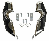 1969 Camaro Bumper Guard Kit  Front Pair