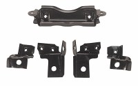 1969 Camaro Rear Bumper Bracket 5 Piece Kit