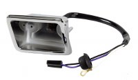 1967 Camaro Parking Lamp Housing LH With Rally Sport  GM# 911475
