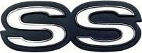 1969 Camaro SS Rear Tail Light Panel Emblem  GM# 8701110
