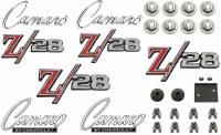 1969 Camaro Z/28 Emblem Kit