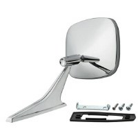68 69 Camaro & Firebird Door Mirror LH OE Quality! GM# 3914753 USA!