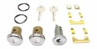1967 Camaro & Firebird Ignition & Door Lock Set w/Original Style Keys