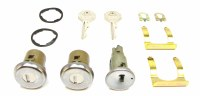 1968 Camaro & Firebird Ignition & Door Lock Set w/Original Style Keys