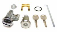 1969 Camaro Glove Box Lock & Trunk Lock Kit & Original Keys