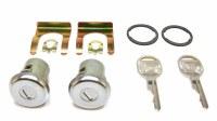 1969 Camaro & Firebird Door Lock Set w/Original Style Keys