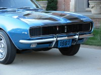 1967 Camaro Chrome Front Bumper Concours Quality GM Part# 3886690