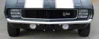 1969 Camaro Chrome Front Bumper Concours Quality GM Part# 3927422