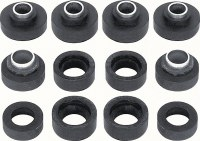 67 68 69 70 7172 Camaro & Firebird Subframe Bushing Kit  Replacement Style