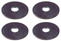 67 68 69 70 71 72 Camaro & Firebird Subframe Bushing Washer Kit