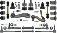 68 69 Camaro Major Front Suspension Kit w/Power Steering OE USA