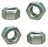 1967-1981 Camaro & Firebird Spindle To Steering Arm Knuckle Lock Nuts