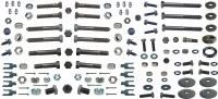 1968 Camaro Master Chassis Hardware Kit SB w/Drum Brakes & Mono Leaf Springs 341 Pieces USA!