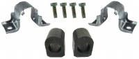 67 68 69 Camaro & Firebird Front Sway Bar Bracket Kit 1 Inch COPO Sway Bars