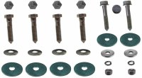 67 68 Camaro Firebird Nova Subframe & Core Support Body Bolt Kit  Correct