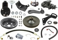 1967 1968 Camaro Power Steering Conversion Kit 350 OE Quality!  Assembly Line Correct