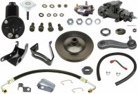 1967 1968 Camaro Power Steering Conversion Kit 396-325 HP OE Quality! Correct