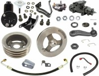 1967 1968 Camaro Power Steering Conversion Kit 396-375 HP OE Quality!  Assembly Line Correct