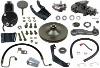 1969 Camaro Power Steering Conversion Kit 307 327 350 OE Quality!  Assembly Line Correct