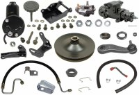 1969 Camaro Power Steering Conversion Kit 396-325 HP & 396-350 HP OE Quality!