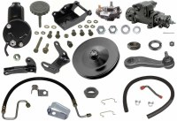 1969 Camaro Power Steering Conversion Kit 396-375 HP & 427-425 HP OE Quality!