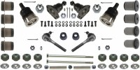 1967 1968 1969 Camaro & Firebird Basic Front Suspension Kit OE Style Correct