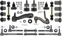 1968 1969 Camaro Monster Front Suspension Kit w/Manual Steering OE USA!