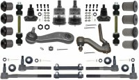 68 69 Camaro Monster Front Suspension Kit w/Fast Power Steering OE USA!