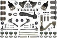 1968 1969 Camaro Monster Front Suspension Kit With Manual Steering  OE Quality  Made In The USA!