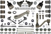 68-69 Camaro Monster Front Suspension Kit w/Power Steering OE USA!