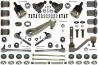 1967 Camaro Monster Front Suspension Kit w/Fast Manual Steering OE USA!