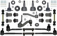 68 69 Camaro Major Front Suspension Kit w/Manual Steering Imported