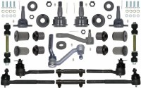 1967 Camaro Monster Front Suspension Kit w/Power Steering  Imported