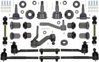 68 69 Camaro Monster Front Suspension Kit w/Fast Power Steering  Imported