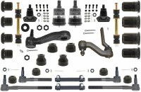 1968 1969 Camaro Major Urethane Front Suspension Kit w/MS & Black Bushings USA