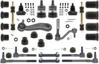 1967 Camaro Major Urethane Front Suspension Kit w/FRPS & Black Bushings USA