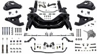 1968 Camaro Subframe & Suspension Kit w/Disc Brakes & Manual Steering