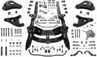 1969 Camaro Subframe & Suspension Kit w/Disc Brakes & Fast Ratio Manual Steering