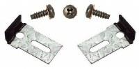 67 68 69  Camaro & Firebird Windshield Stop Support Bracket Kit Correct