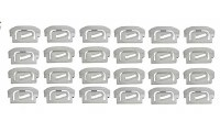 75 76 77 78 79 80 81 Camaro Rear Window Molding Clip Set