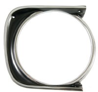 1967 Camaro Headlamp Bezel  Standard RH OE Quality 3886613
