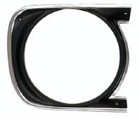1968 Camaro Headlamp Bezel  Standard  RH  GM# 3914770