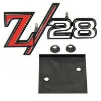 1969 Camaro Z/28 Grille Emblem OE Quality GM# 3958642