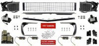 1967 Camaro Monster Rally Sport Conversion Kit Without Console Gauges OE Quality