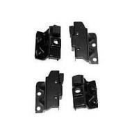 1967 Camaro Rally Sport Headlight Limit Switch 4 Piece Bracket Set