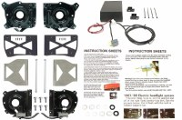 1967 1968 Camaro Basic Electric Rally Sport Conversion Kit OE Quality!