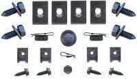 67 68 Camaro & Firebird Air Conditioning Condenser Mounting Hardware Kit